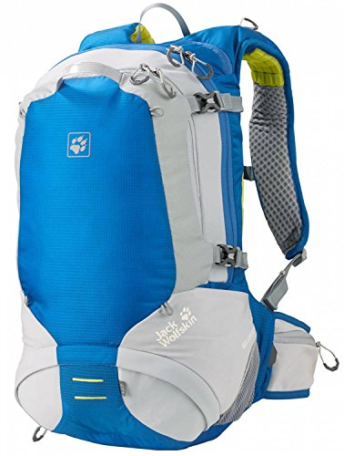 Jack Wolfskin Rock Surfer Rucksack, Brilliant Blue, 30.5 L