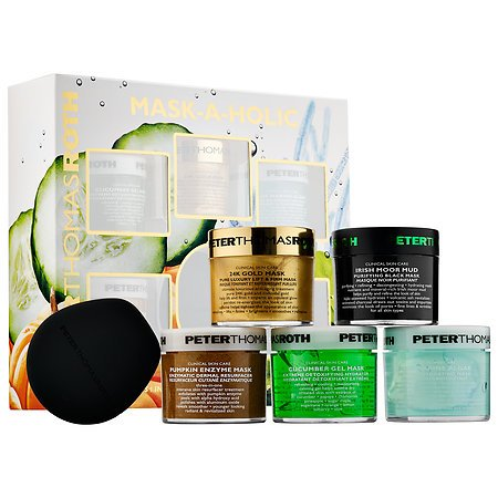 Peter Thomas Roth Mask-A-Holic 5-Piece Kit with Mask Applicator