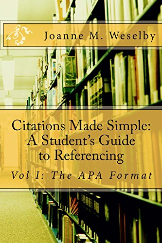 amazon com citations made simple a student s guide to easy