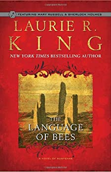 The Language of Bees 0553804545 Book Cover