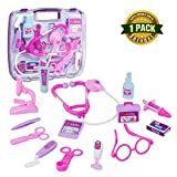 Doctor Toys Set, Simulation Medicine Box Doctor Nurse Medical Kit for Kids Child Care Box Thanksgiving Day Christmas Gift