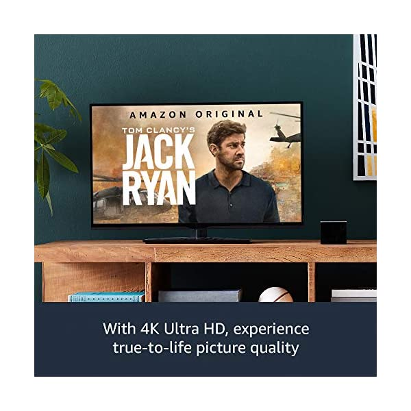 Fire TV Cube | Hands-free streaming device with Alexa | 4K Ultra HD | 2019 release 6
