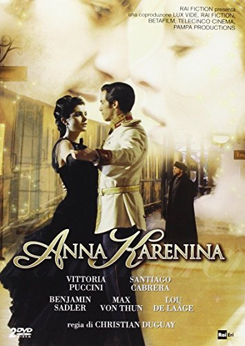 - anna karenina (2 dvd) box set dvd Italian Import
