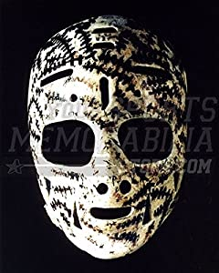 Gerry Cheevers Boston Bruins the mask 8x10 11x14 16x20 photo 341 - Size 8x10