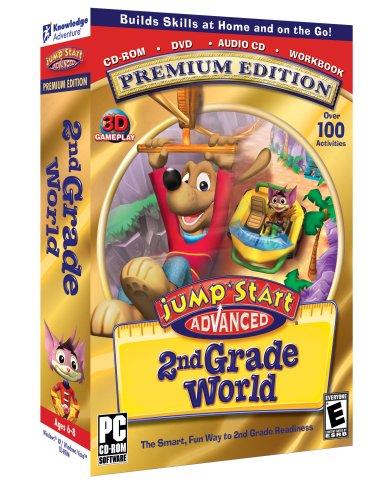 JumpStart Advanced Premium 2nd Grade