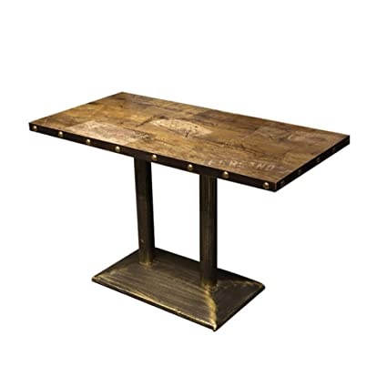Dimensione Tavolini Bar.Tavoli Da Bar Dimensioni 120 60 75cm Loft Vintage In