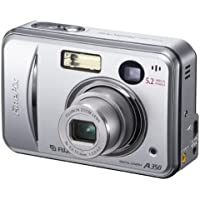 Fujifilm Finepix A350 5.2MP Digital Camera with 3x Optical Zoom