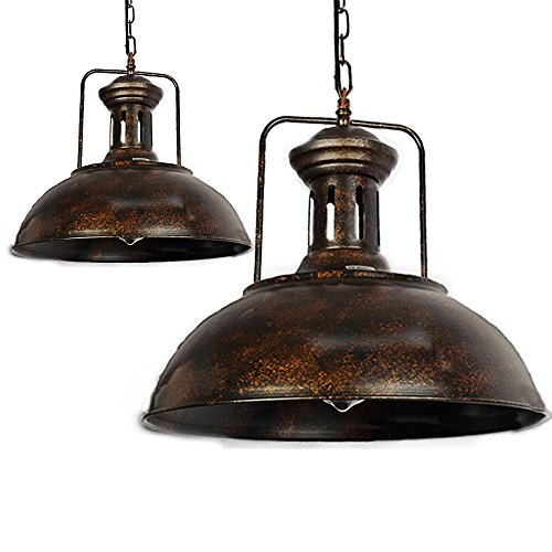 Antique Wrought Iron Pendant Lighting in US - 3