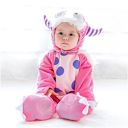 18 Month Old Lion Costume (Toddler Costume, MagicQK Christmas Cute Baby Animal Costumes for infants from 3-Month to 3 Years Old (18-24 Months(2T)/M/30
