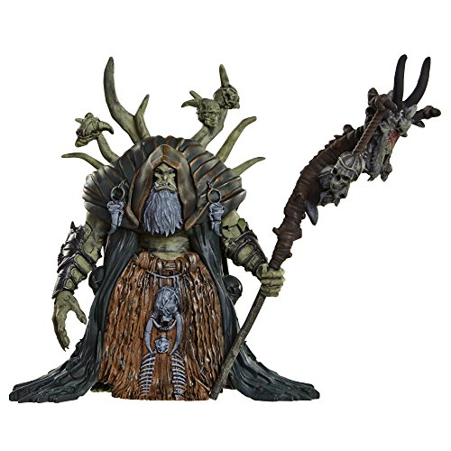Warcraft 6″ Gul'dan Action Figure With Accessory