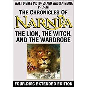 The Chronicles of Narnia: The Lion, the Witch and the Wardrobe (Four-Disc Extended Edition) (2005)
