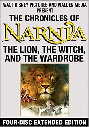The Chronicles Of Narnia 2005 Dvd