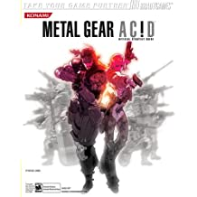 Metal Gear Acid(tm) Official Strategy Guide