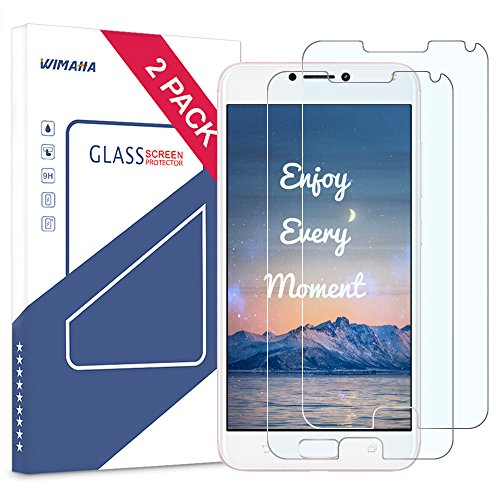Tempered Glass Screen Protector for Asus Zenfone 4 - 2
