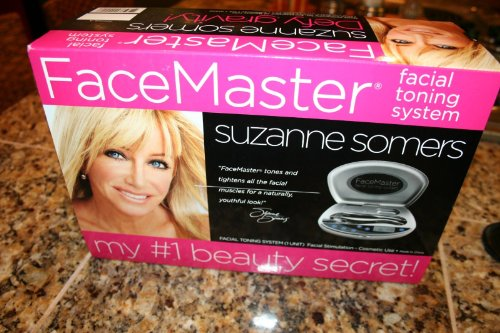 Suzanne Somers Facemaster Platinum Facial Toning System by Facemaster