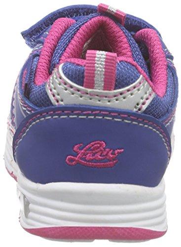 Lico Sweetheart V - Zapatilla Baja Niñas Morado - Violett (lila/pink/rosa)