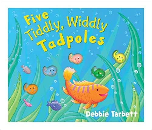 Widdly Tadpoles Five Tiddly