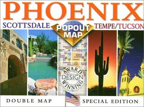 Popout Phoenix, AZ (Popout Map) PDF