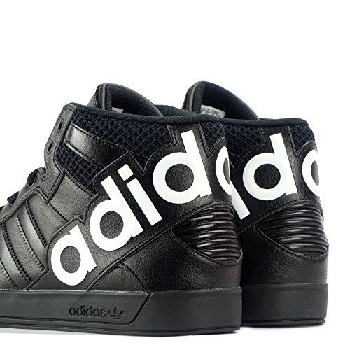 Adidas Hardcourt Grand Logo - Chaussures Hommes Black AQ2865 - Noir, 40