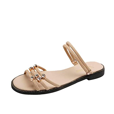 a basso prezzo d8570 8ee26 Offerte Scarpe Donna Eleganti Basse VJGOAL Sexy Pantofole ...