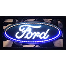 Ford Logo Framed Flashing Marquee LED Signs