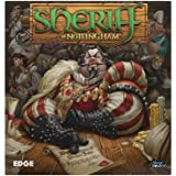 Edge Entertainment - El sheriff de Nottingham, juego de tablero (EDGAW01)