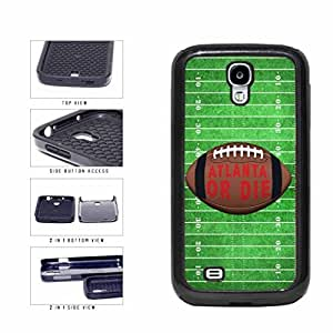 Atlanta or Die Football Field 2-Piece Dual Layer Phone Case Back Cover Samsung Galaxy S4 I9500