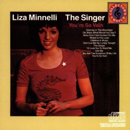 liza minnelli cd singer - 2