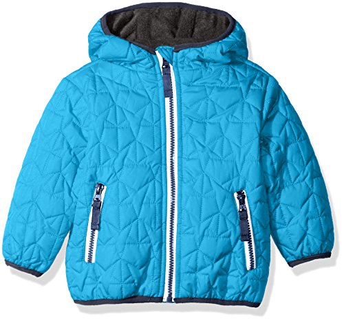 Wippette Baby Boys' Quilted Jacket, Royal, 18 Months (Quilted Boys Jacket)