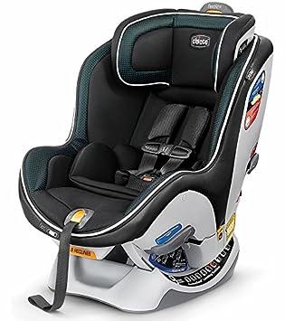 Chicco NextFit iX Zip LUXE Convertible Car Seat, Jade