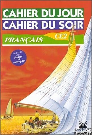 Livres gratuits en ligne Cahier français CE2 epub pdf
