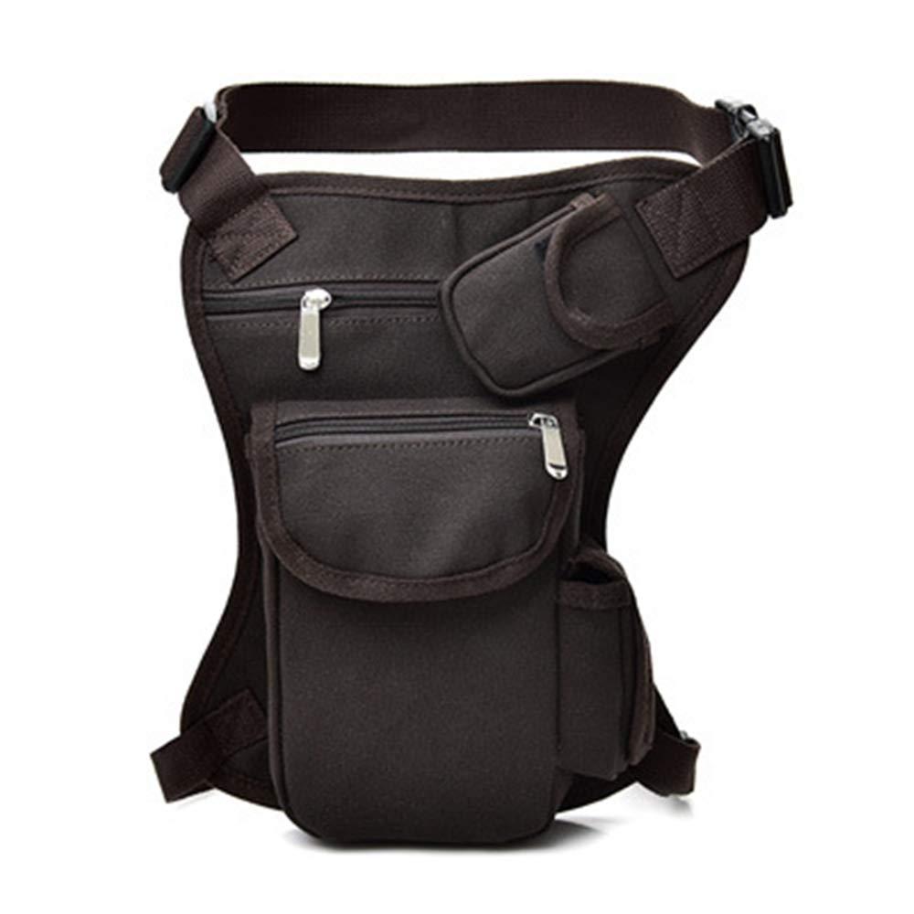 Armiya Biker Leg Bag pour Hommes Tactique Moto Cyclisme Goutte Jambe Cuisse Hanche Holster Sac /À Dos Pouch avec Multi-Purpose pour Riding Camping Randonn/ée Voyager P/êche