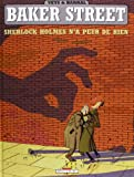 Front cover for the book Baker Street, Tome 1 : Sherlock Holmes n'a peur de rien by Pierre Veys