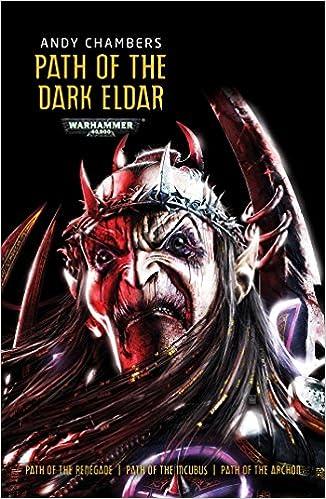 Path of the Dark Eldar Andy Chambers