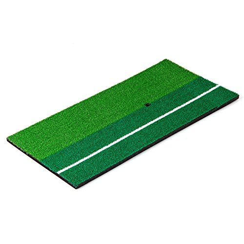 Amzdeal Golf Mat 12″x24″ Golf Hitting Mat for Outdoor Indoor Golf Practice Training