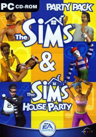 The Sims - Party Pack: Amazon.es: Videojuegos