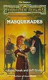 Masquerades, Kate Novak and Jeff Grubb, 0786901527