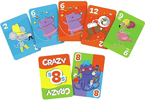 (Peaceable Kingdom Crazy 8s Card Game)