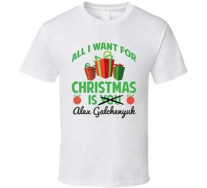 sports shoes 4a8b5 b2ed0 All I Want for Christmas is Alex Galchenyuk Arizona Hockey ...