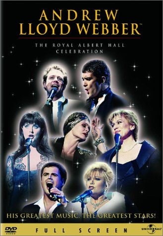 - Andrew Lloyd Webber - The Royal Albert Hall Celebration