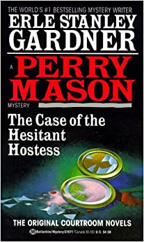 Book Case of the Hesitant Hostess (A Perry Mason Mystery)
