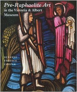 Book Pre-Raphaelite Art in the Victoria and Albert Museum