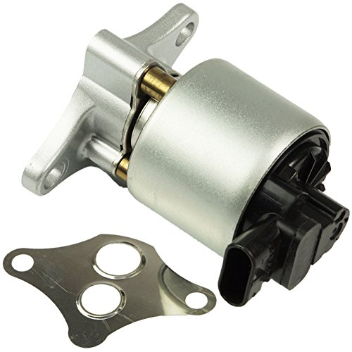 Brake Valve Exhaust - Bapmic 17201257 Exhaust Gas Recirculation EGR Valve for Buick Chevy Pontiac Saturn Olds