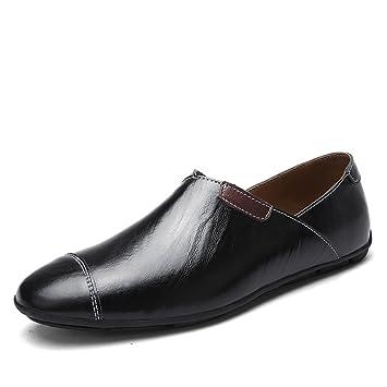 Chaussures Nouvelle Nouveaux Cuir Hommes 2018 Mktsl Été 0OwPnk