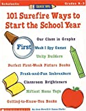 101 Surefire Ways to Start the School Year, Susan Shafer and Joan Novelli, 0590365150