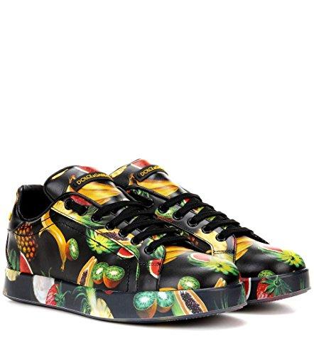 Dolce & Gabbana St20171, Mænd Sneaker Sort Sort