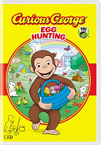 Pbs Curious George Halloween Movie (Curious George: Egg Hunting)