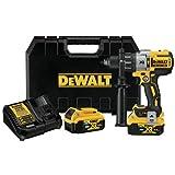 DEWALT DCD997P2BT 20V MAX XR Tool Connect Hammerdrill Kit