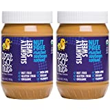 Don't Go Nuts Nut-Free Organic Roasted Soybean Spread, Slightly Sweet, 2 Count