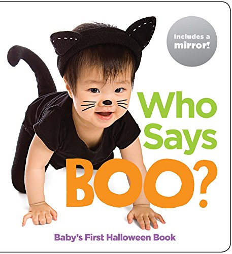Who Says Boo?: Baby's First Halloween Book (HighlightsTM